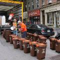 Нью-Йорк борется с пищевыми отходами и помогает нуждающимся
