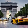 Париж запретил до 60% автомобилей на фоне рекордной жары