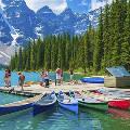 Роскошный курорт в Канаде был признан во всем мире за свой вклад в экологический туризм